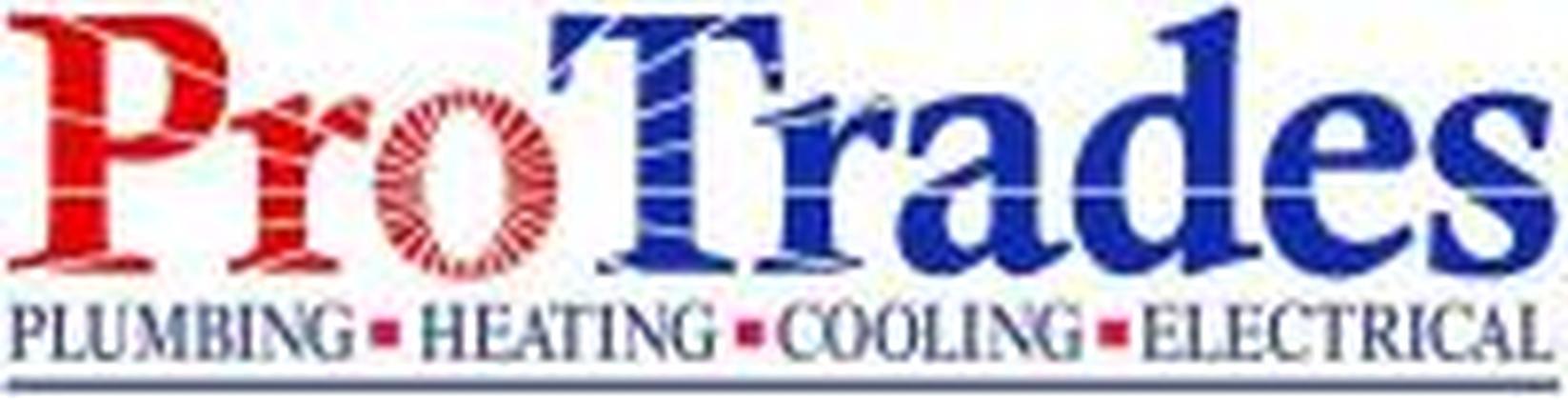 Pro Trades Mechanical Inc. Logo