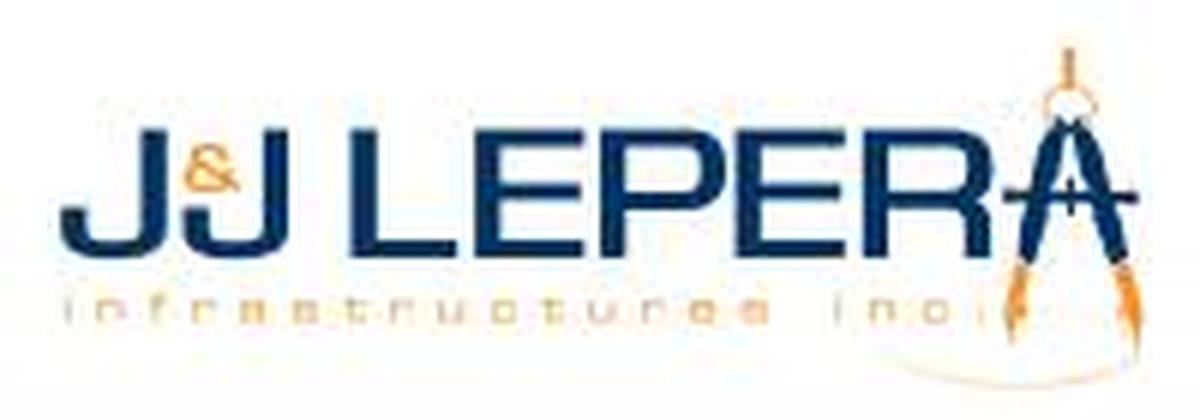 J & J Lepera Infrastructures Inc. Logo
